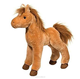 10 Inch Rio Roan Brown Horse Foal Plush Stuffed Animal by Douglas