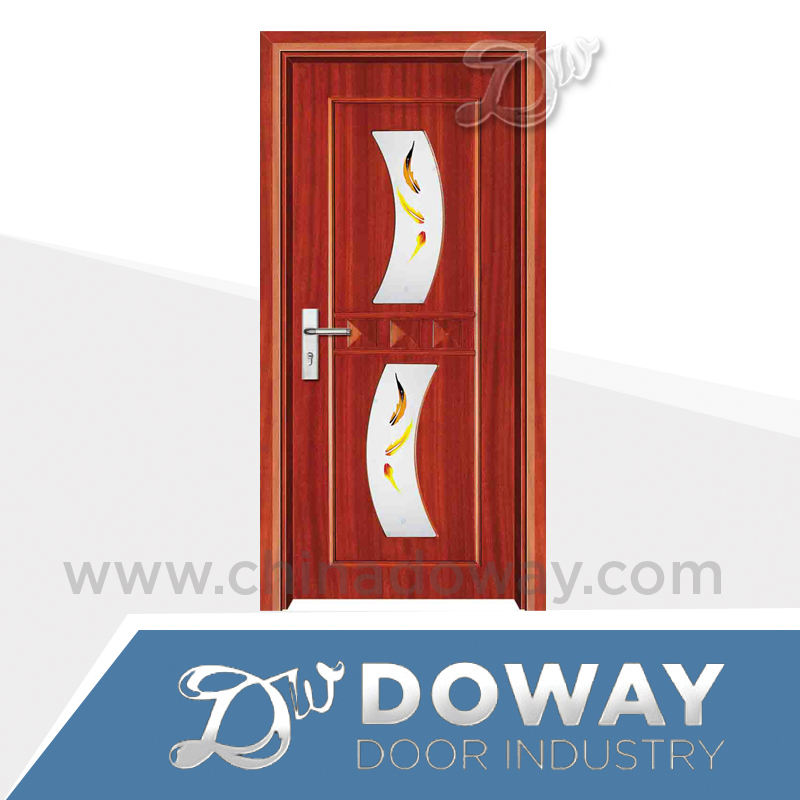 Fashion models wooden door and window frame design