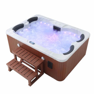 Elegant Indoor Jacuzzi Hot Tubs For Massage And Relaxation Alibaba Com