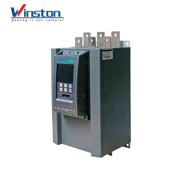 Winston WSTR-3000 22KW motor soft starter / digital intelligent type starter
