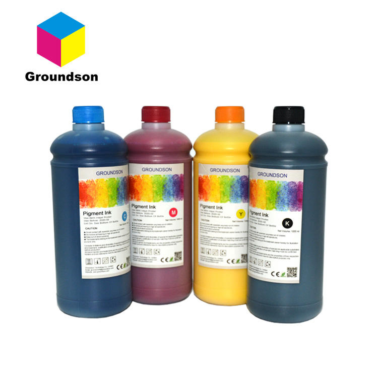 High performance refill Pigment ink for HP PageWide XL 4100 4500 4600 Printer