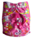 Naughty baby brand Hot sale cute fashional printed washable baby pocket cloth diaper cover eco friendly girl boy nappy pants