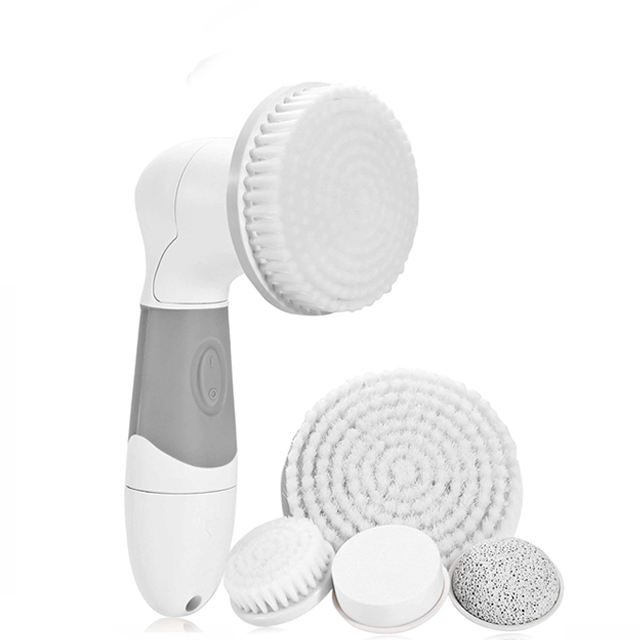 Facial Pore Cleanser Body Cleaning Skin Massager Best Sonic Brush