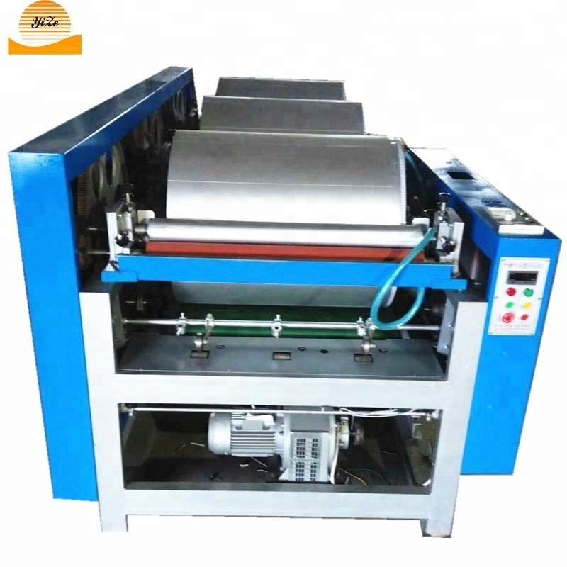 4 color direct image paper bag flexo printing machine price in China
