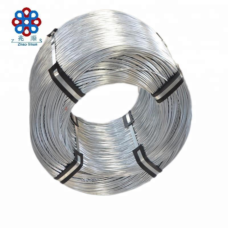 free sample hot dipped galvanized wire Q195 Building Material Soft Galvanized Iron Wire