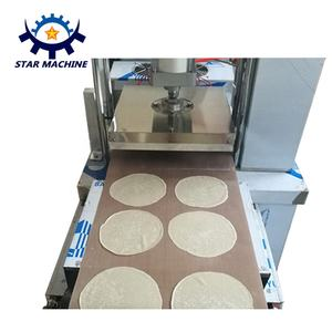 Fully Automatic Stainless steel Chapati Machine for Making Roti and Tortilla
