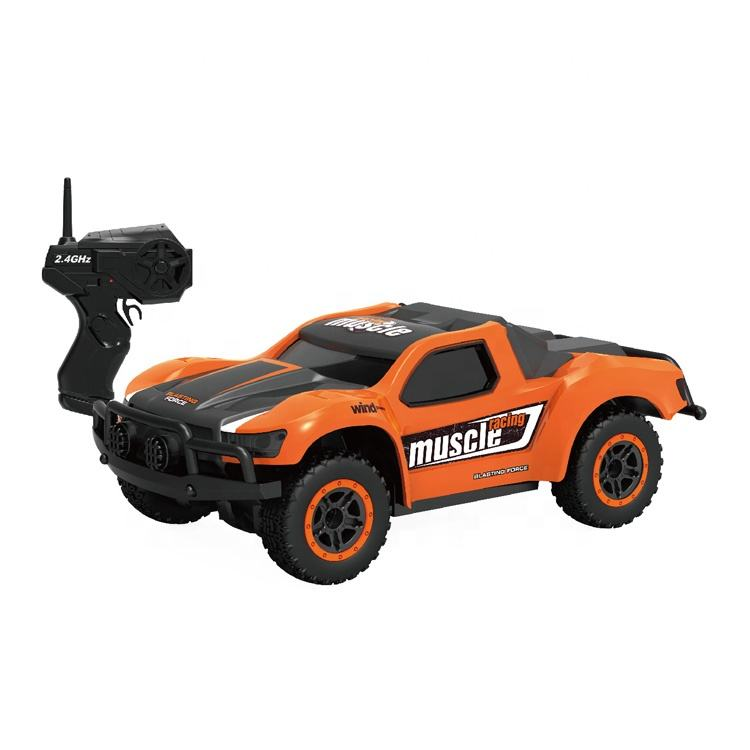 1:43 rc truck car HB toys 2.4G radio control high speed racing rally for kids HB-DK4301
