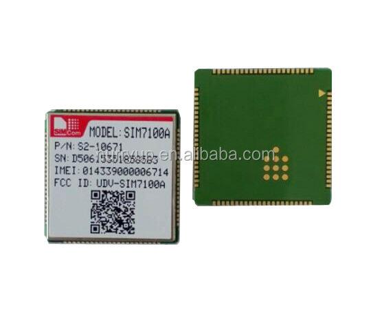 SIMcom 4 Г LTE Модуль SIM7100A GNSS в Исходном Мини Размер