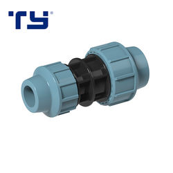 Factory Price 25mm-110mm HDPE Compression Fitting PP Reducing Coupling