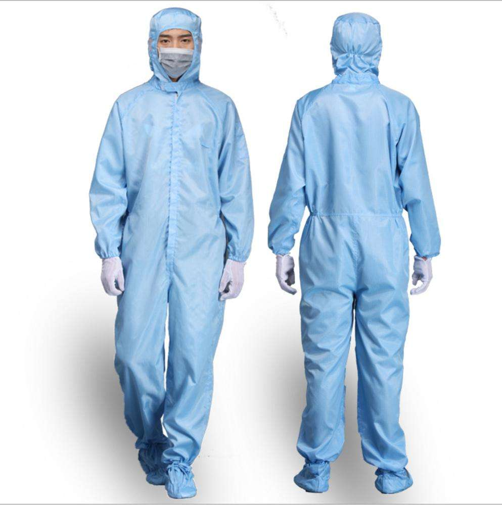Wholesale Anti Static ESD Clothes Clean room Garment