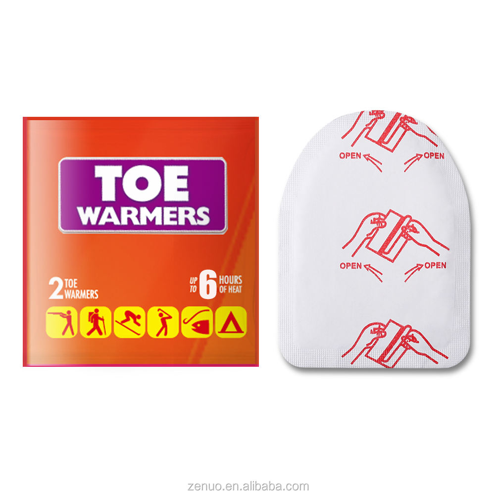 Winter Instant Warm Pad / Hot Pack / Heat Patch Toe Warmer Heating Pad
