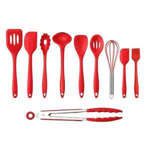 Best selling heat resistant silicone cute kitchen tools accessories kitchenware and cookware