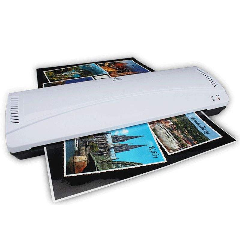 QH380 laminating machine a3 size for office or school using