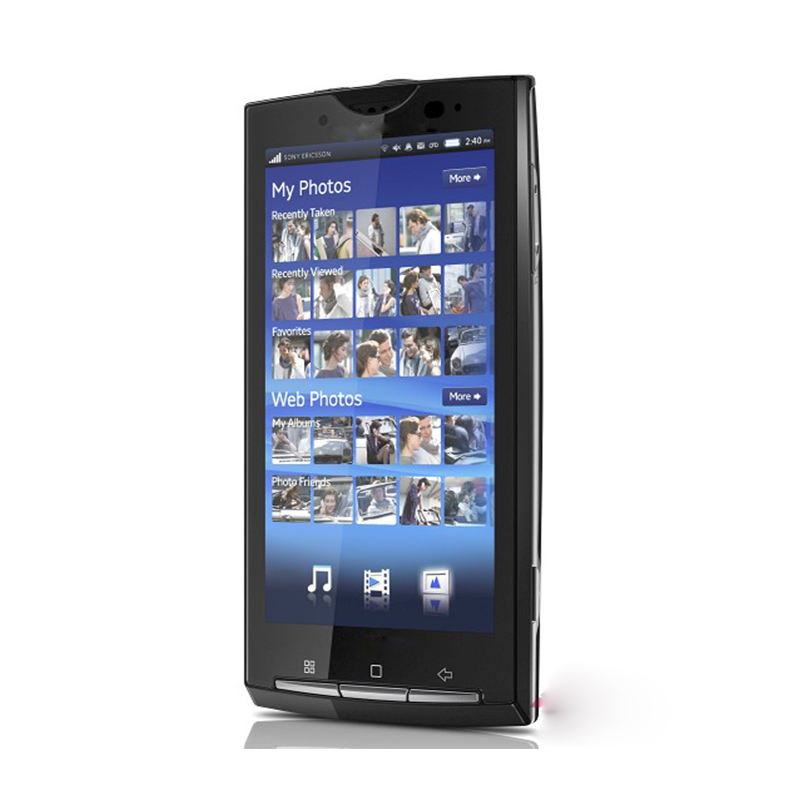 wholesale refurbished feature phone for Sony Ericsson Xperia X10 GSM 850 / 900 / 1800 / 1900 Mobile phone