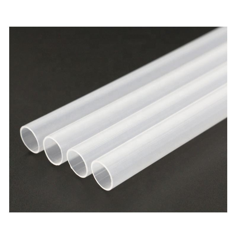Factory direct new material PP round tube, translucent polypropylene tube environmental food grade
