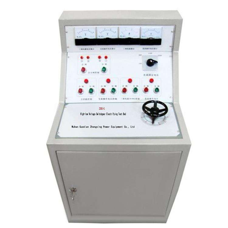 Electric Testing System HV/LV Switchgear Test