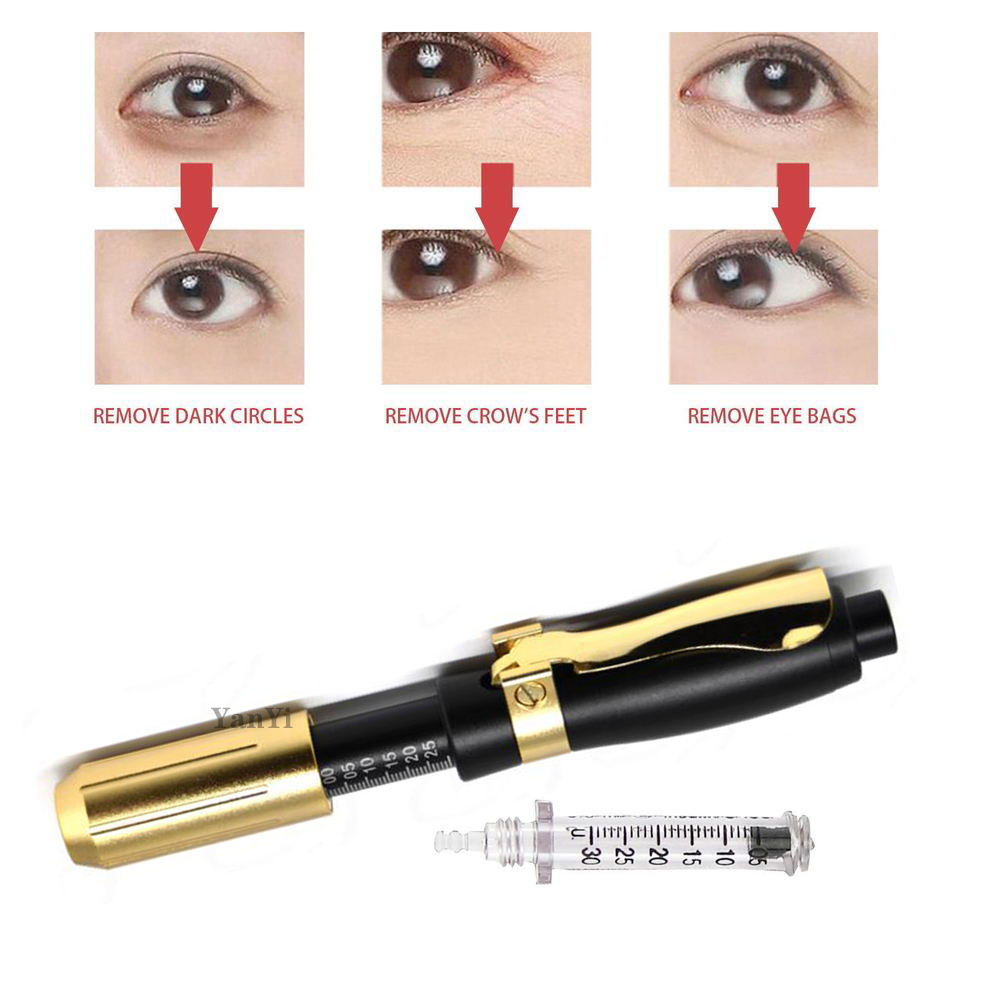 YanYi 3ml and 5 ml Hyaluronic acid injector pen gun for mesotherapy