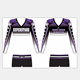 professional produce adult Girls Sexy Cheerleader Uniform