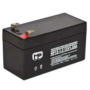 toy cars NP1.2-12 FP 12v 1.2Ah sealed lead acid battery for alarms