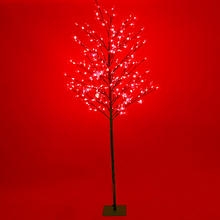 Hot sell christmas outdoor led maple tree projection light adapter