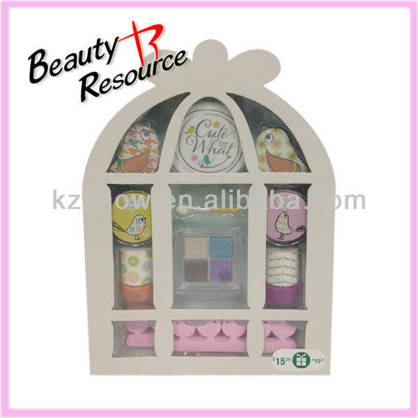New design houselet children's cute makeup set