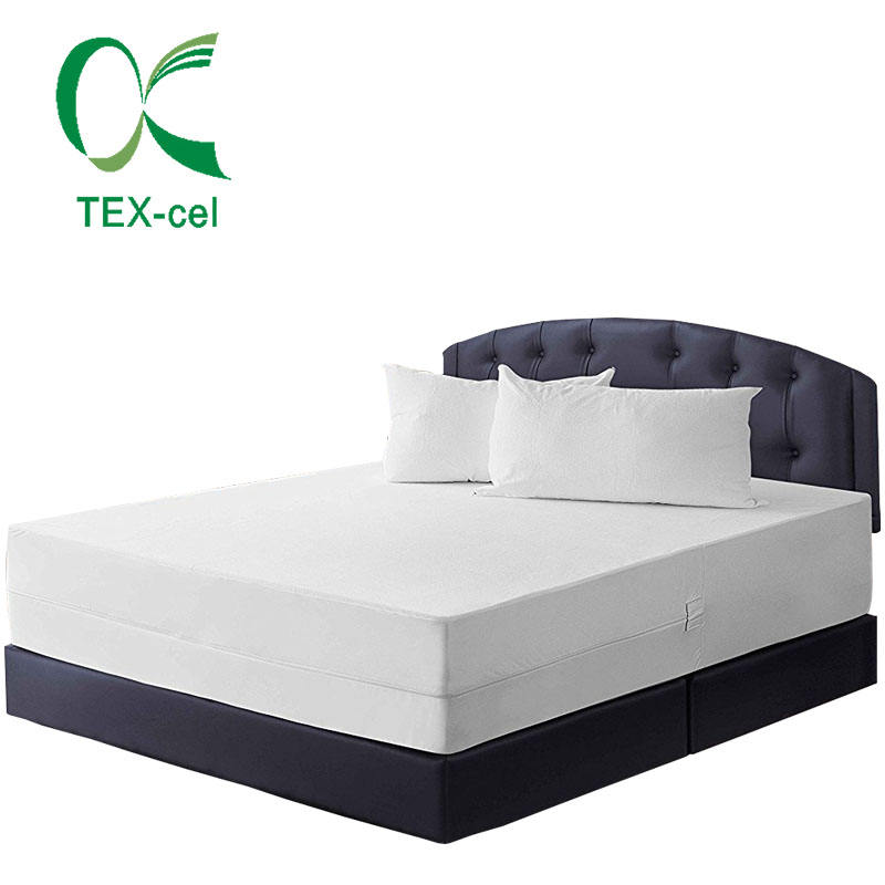 Queen Size Waterdichte Bed Bug Proof Ritssluiting Matras Encasement Cover
