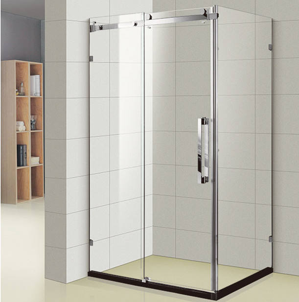 Low price 10mm tempered glass room cabin shower enclosure D32L