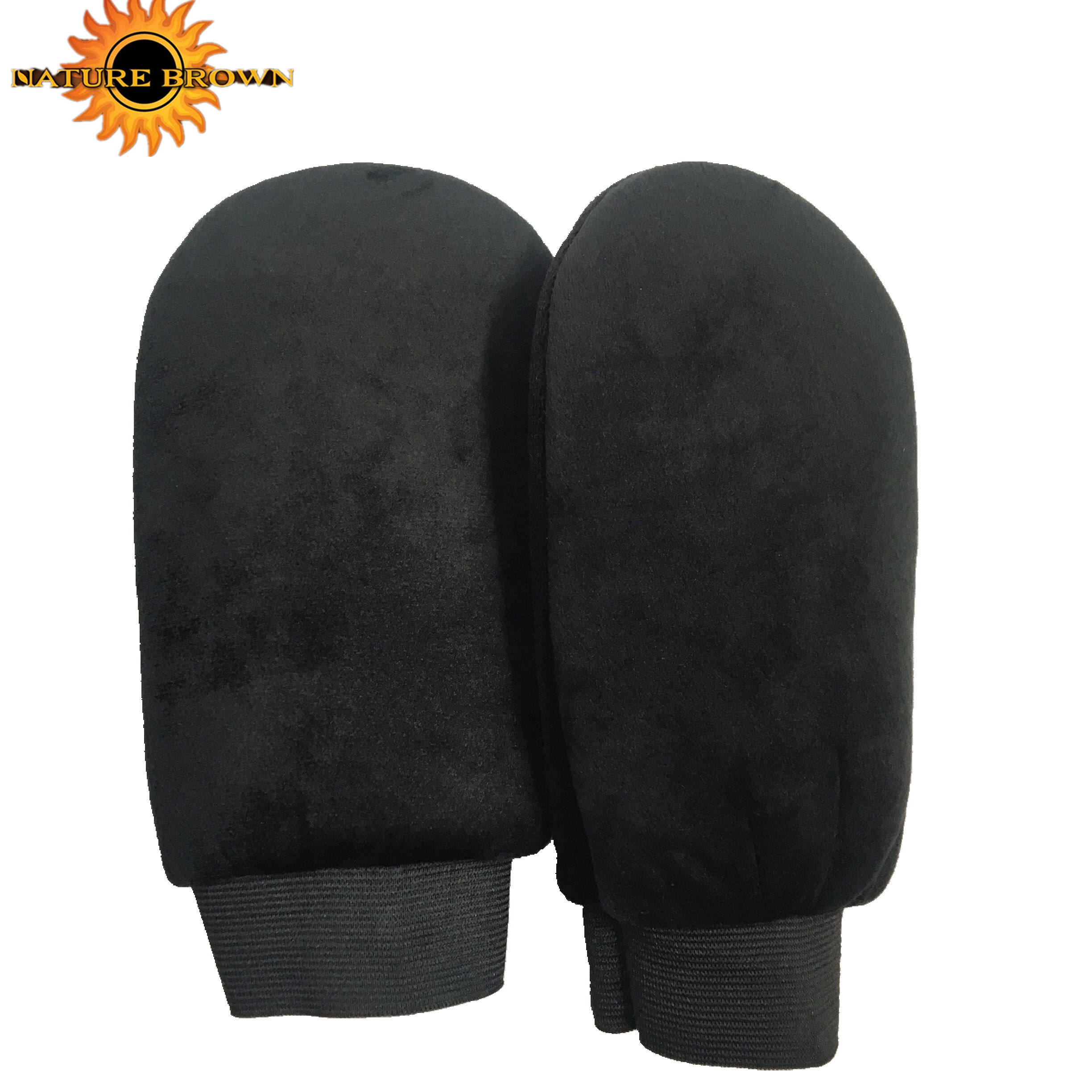 Manufacture 2018 new fashion comfortable tanning mitt