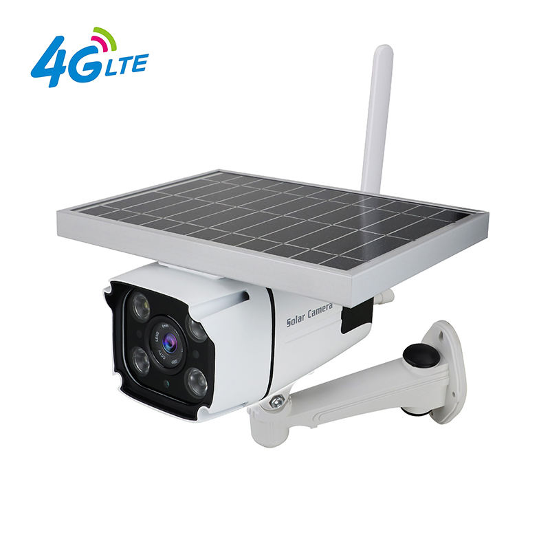 1080P outdoor wifi ip hd waterproof solar powered 4G wireless security cctv camera