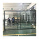 aluminium thermal break narrow frame sliding door