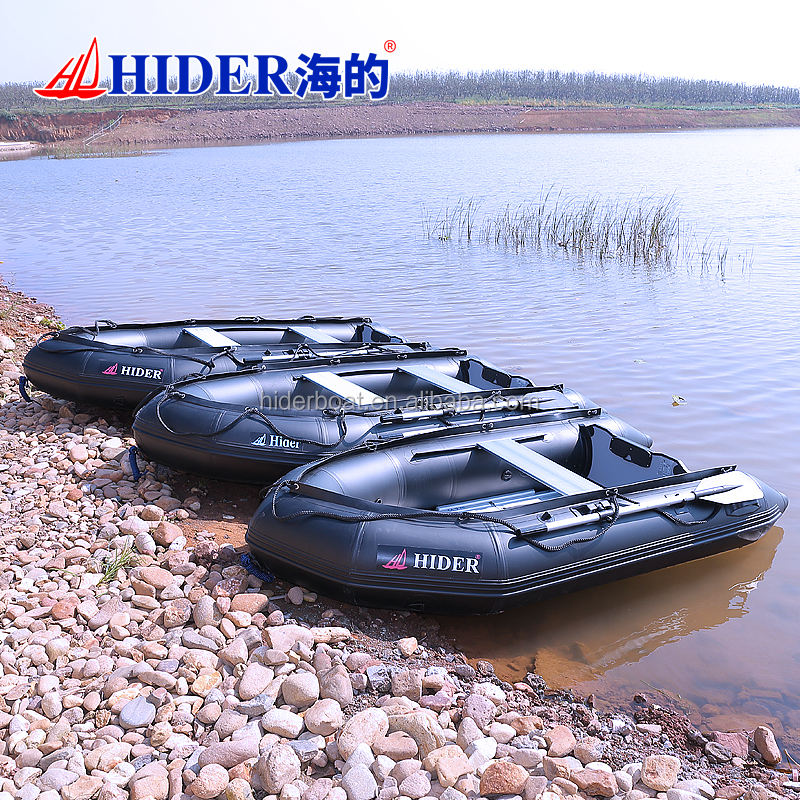 large inflatable boat fishing bait boat for delivery