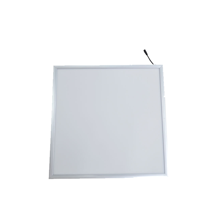2018 Dalam Panel 600X600 Panel LED Ringan Recessed Ringan Ceiling Panel Datar LED Lighting