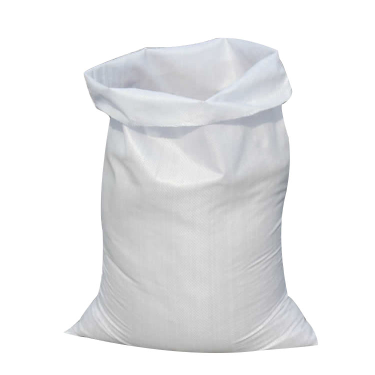 25kg 50kg polypropylene bags pp woven rice packing bags white for cement sand