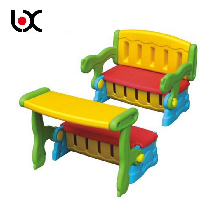 New style deformable toys folding multifunction Children's Kindergarten table chair