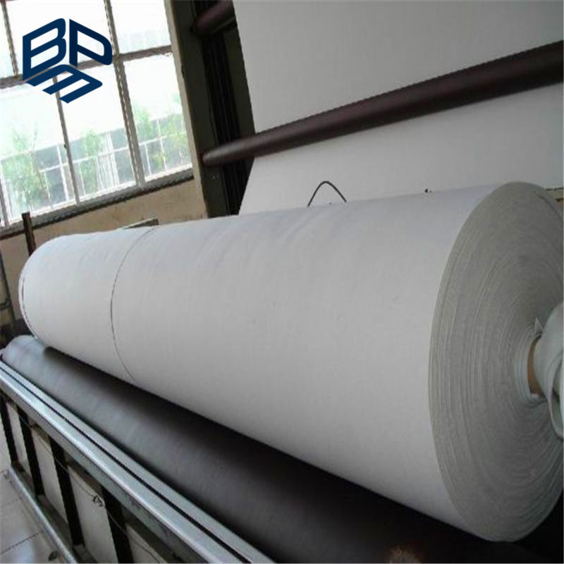 Filament Polyester Paving Geotextile Mat used in road construction