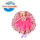11 Inch 3D eyes plastic girls dress wholesale dolls with 3 color mix