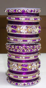 Fashionable Metal Bangle set