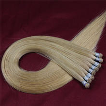 Brand new Skin Extensions Reviews Good Thick Hair Weft hand tied russian hair weft
