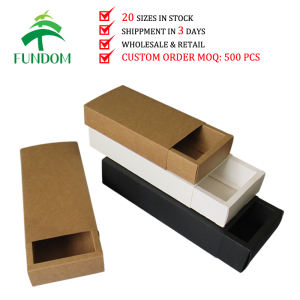 alibaba natural brown plain chinese kraft food packing wholesale cheap recycled paper box with window