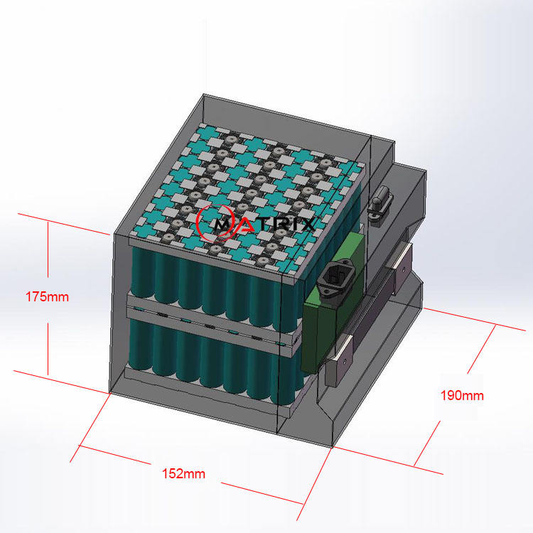 China lithium-ionen batterie <span class=keywords><strong>48v</strong></span> 20ah für 800W elektrische motor