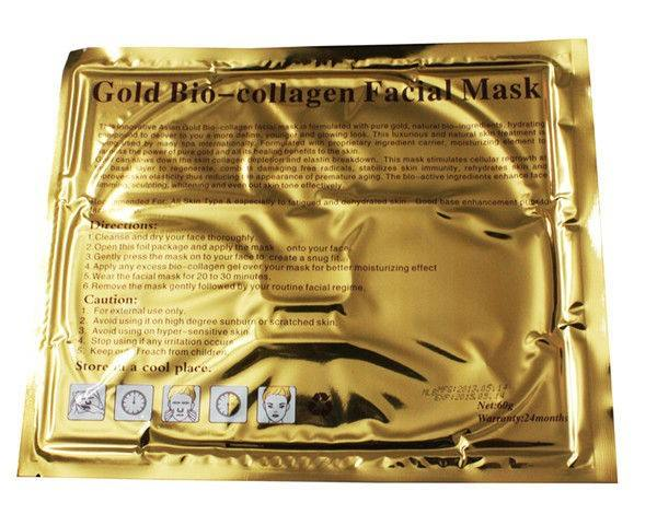 HODAF korea whitening gold collagen facial mask