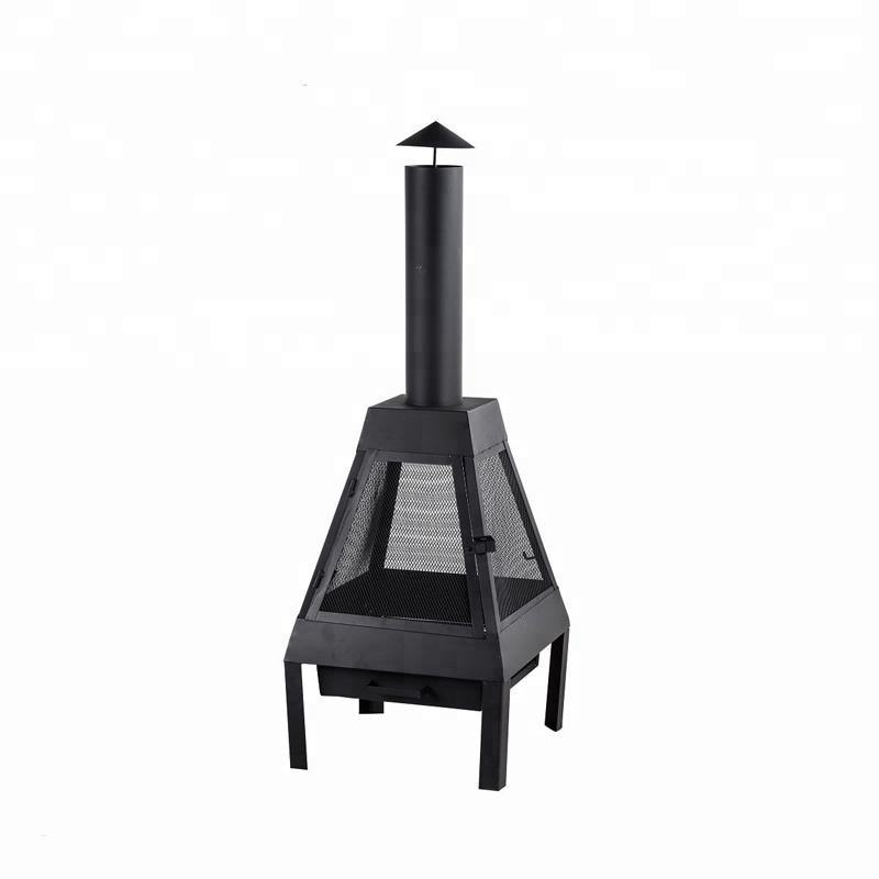 OL-F094-A outdoor fire pit barbecue con <span class=keywords><strong>camino</strong></span>