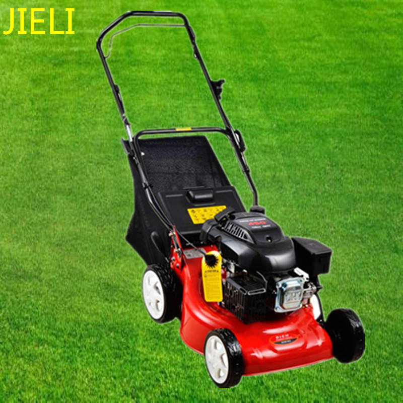 Portable garden tools gasoline 6.0hp lawn mover for sale