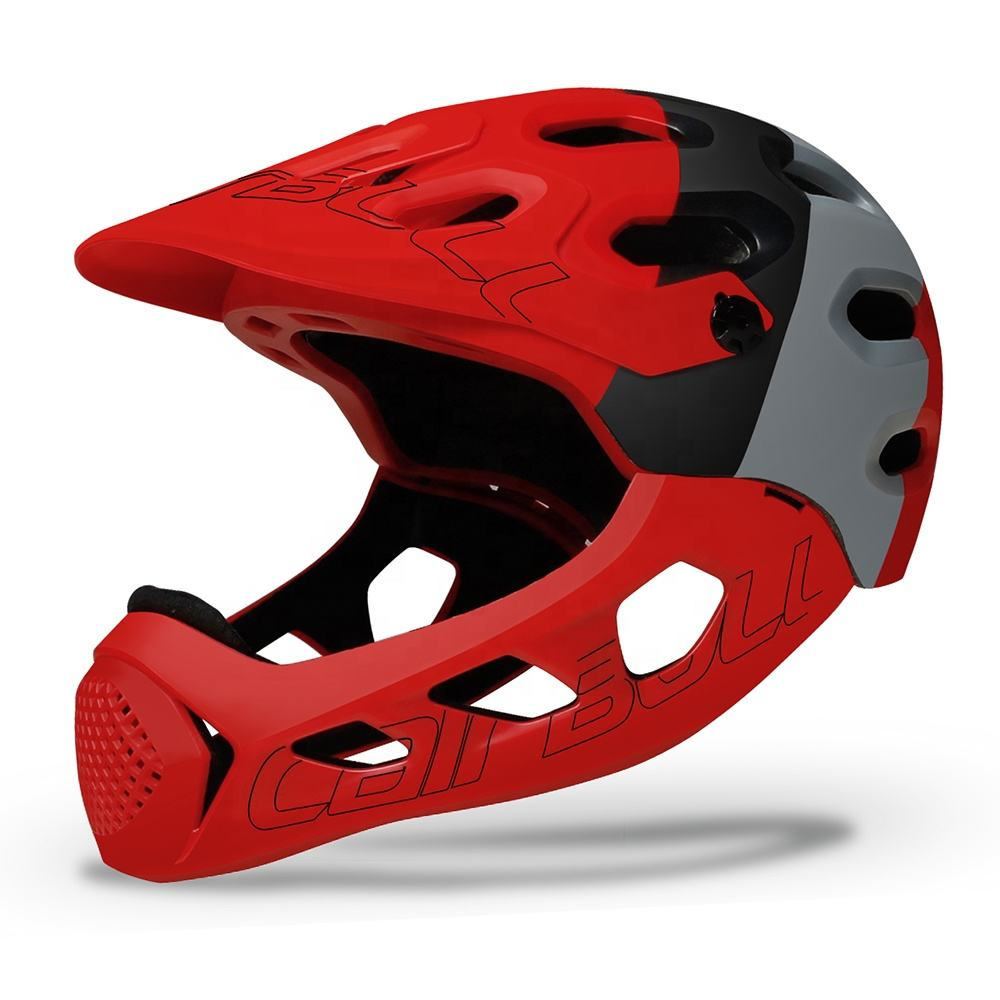 CAIRBULL ALLCROSS Adults BMX/Downhill Mountain Cycling Helmet Trail Dirt Bike Helmet CE CPSC Certified american safety helmet