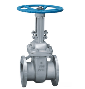 stock cheap WCB 201 304 316 cf8 cf8m stainless steel flanged end gate valve
