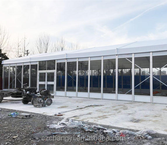 New Marquee Glass Wall Tent For Events