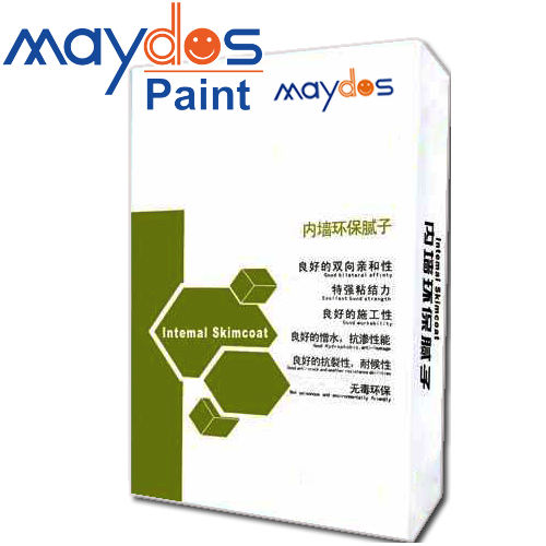 Maydos Cheap Price White Cement Based Interior Wall Putty