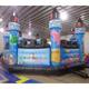 china customizable Marine animal-themed inflatable trampoline bounce house inflatable playground for sale