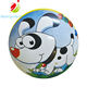 China Supply Kids Fun Toys Inflatable Hopper Bouncing Ball PVC Printing Globe Ball 6 Inch for Girls Playing Outdoor