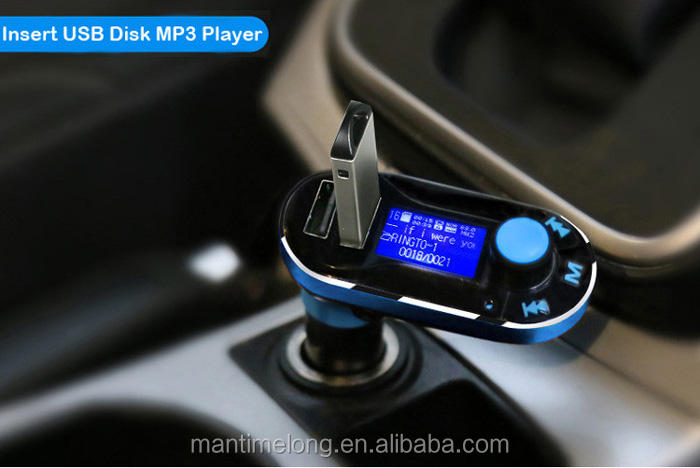 Tecnologia dsp car kit bluetooth aux/usb aux bluetooth car kit bluetooth car kit